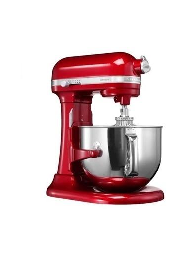 KitchenAid 5Ksm7580Xeer 6,9 Litre Empire Red Stand Mikseri Renkli